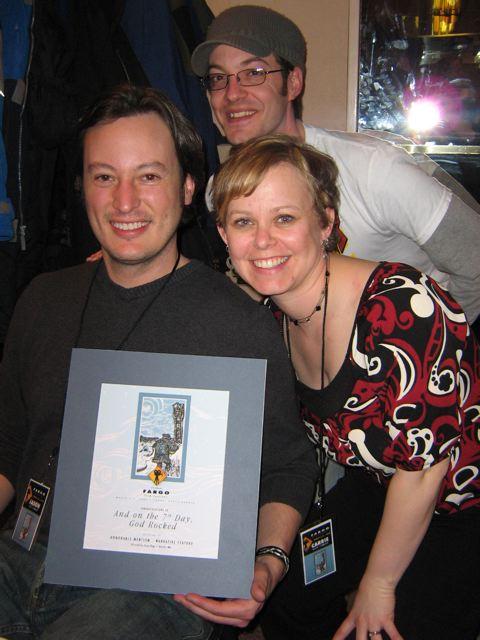 God Rocked Award